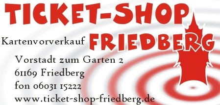 Ticket-Shop Friedberg